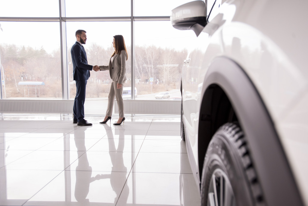 Maintaining a Car Dealership Business During a Pandemic